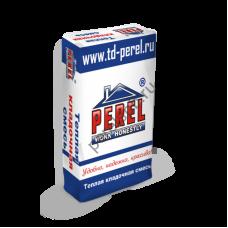 Теплоизоляционная кладочная смесь Perel TKS 8020 - perelspb