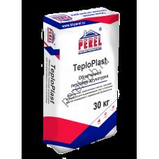 Облегченная гипсовая штукатурка TeploPlast - perelspb