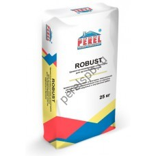 Цементно-известковая штукатурка ROBUST - perelspb